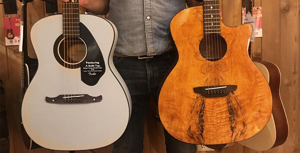 Guitar Look
