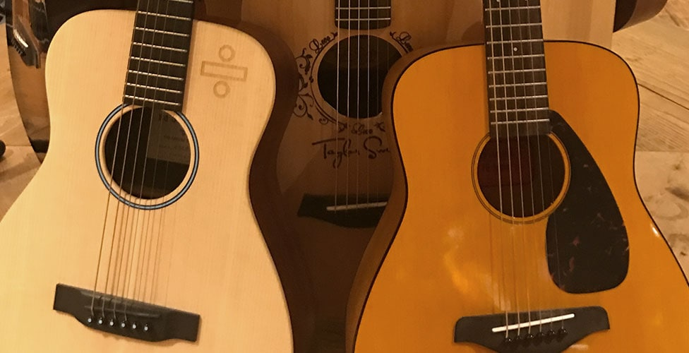 Guitar Body Type and Size