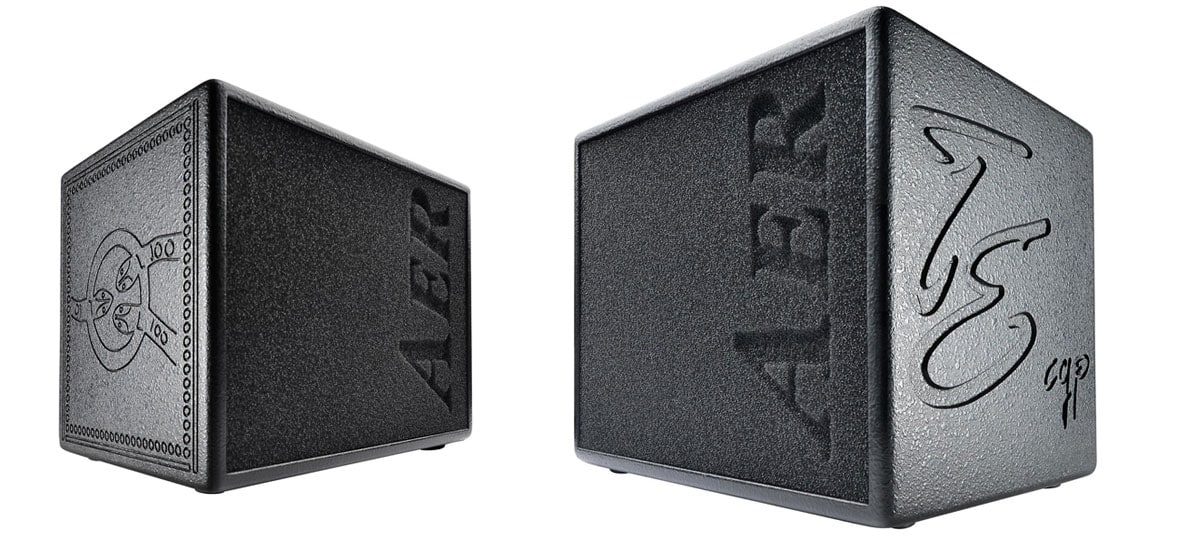 AER Compact 60 Tommy Emmanuel Acoustic Amp