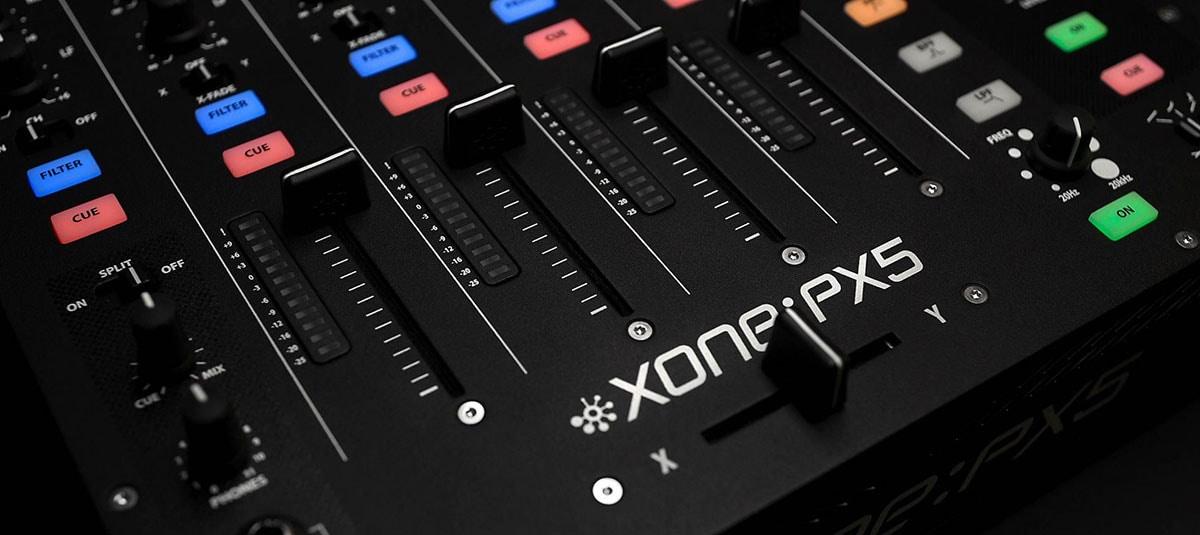 Allen & Heath XONE:PX5 DJ Performance Mixer
