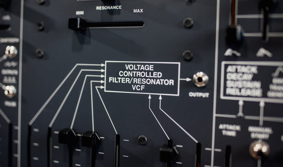 A closer look at the ARP 2600 filter