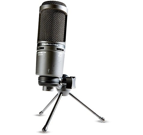 Audio-Technica AT2020USB+ Microphone