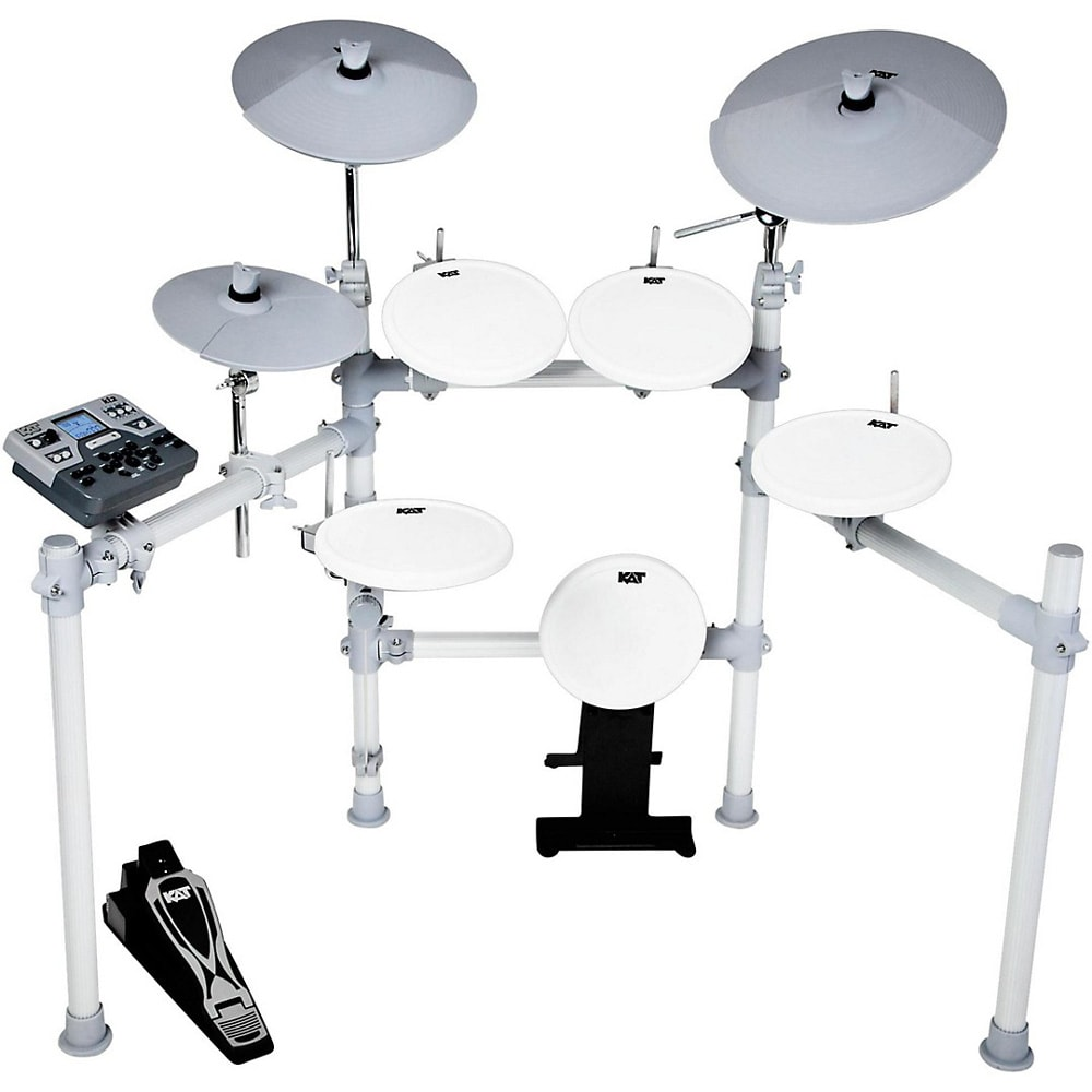KAT Deluxe Electronic Drum Set Image
