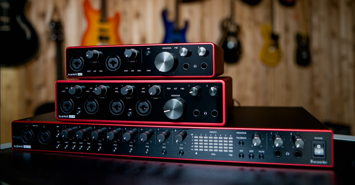 How to Choose the Best Audio Interface | A Beginner's Guide