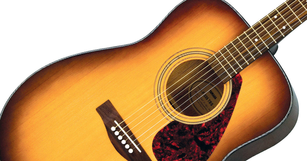 Top 5 Most Popular Acoustic Guitars | GC Riffs
