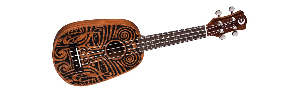 Pineapple Ukuleles
