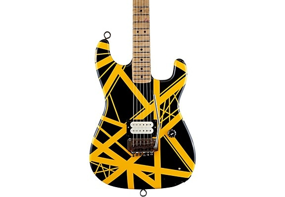 EVH Bumblebee Guitar Body
