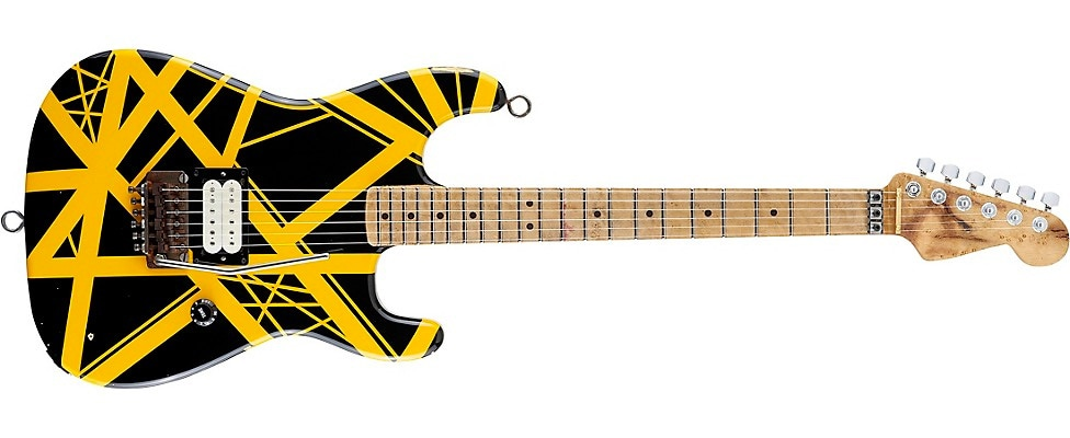 EVH Bumbleebee Electric Guitar
