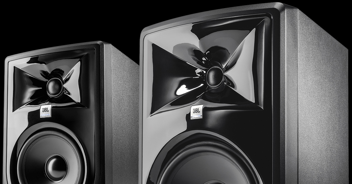 JBL 3 Series MkII Monitors Announced