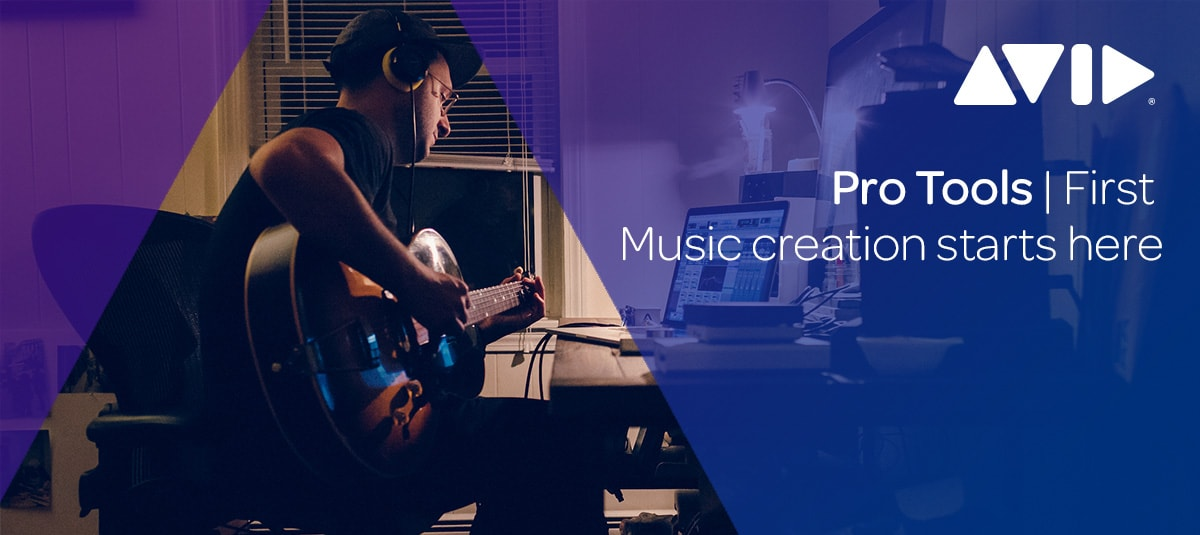 Get Started Fast with Pro Tools | First Episode 1
