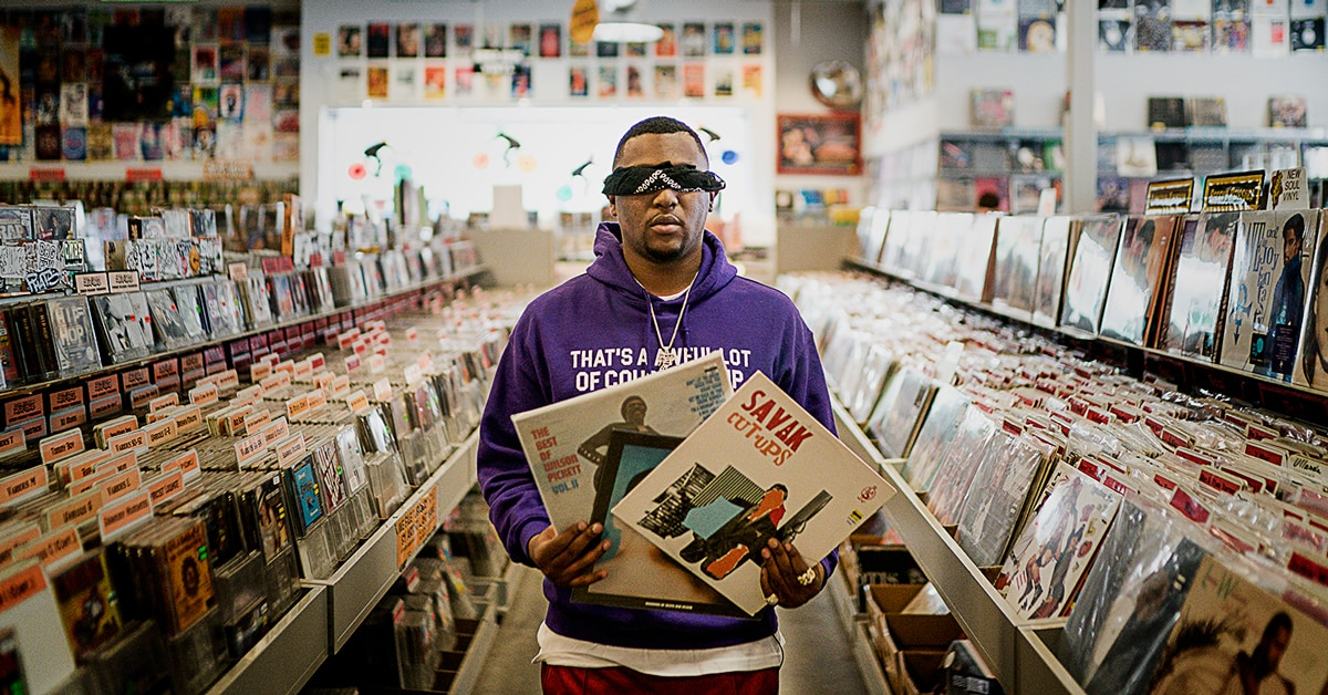Mass Appeal Rhythm Roulette Guitar Center Edition | Hit-Boy