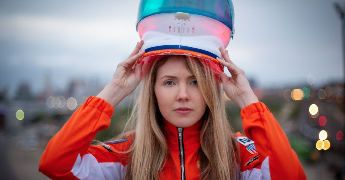 The Sound of Beatie Wolfe | Making the Familiar Futuristic