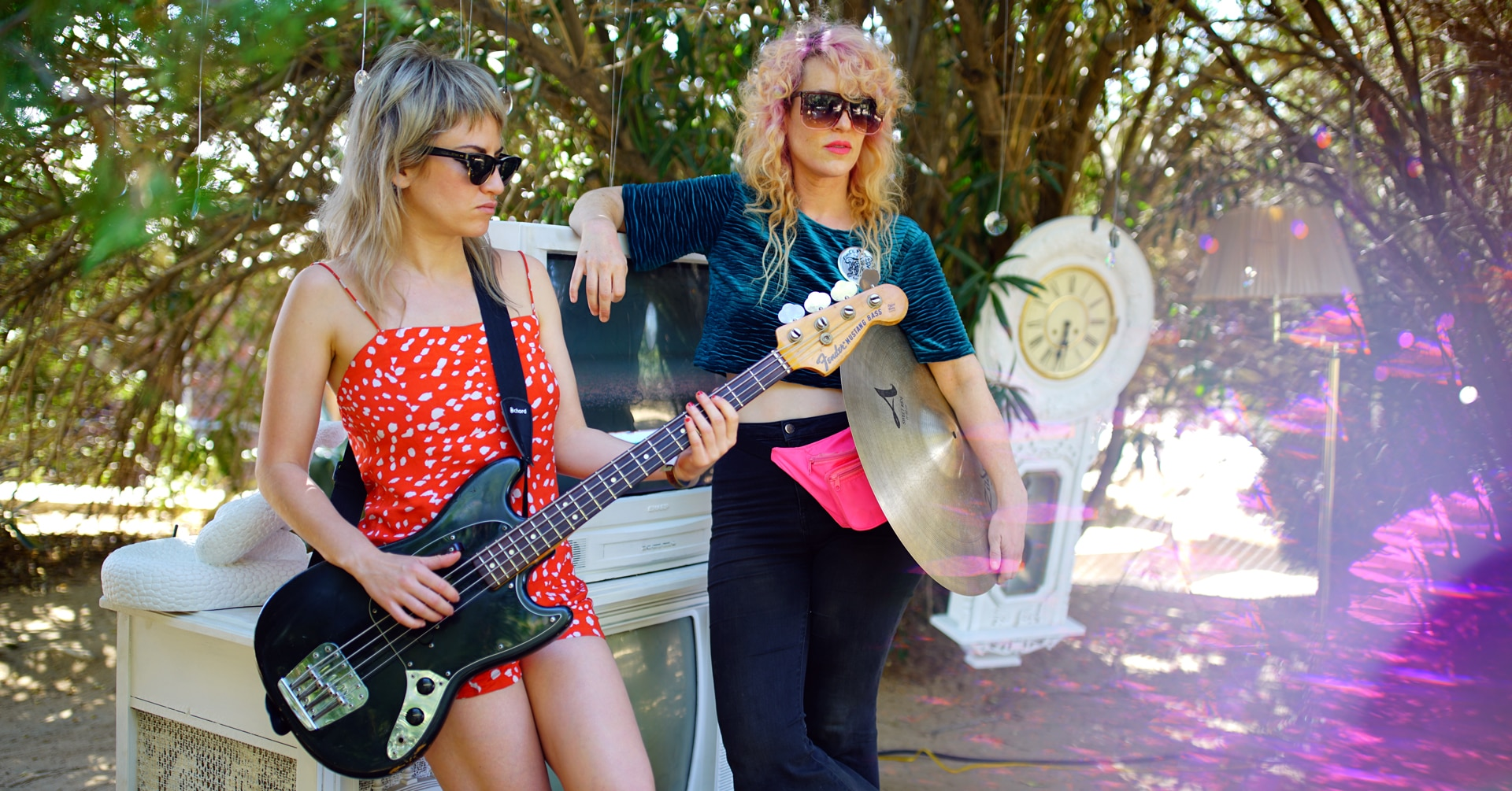 Deap Vally | The Sound (and Gear) Of Desert Daze