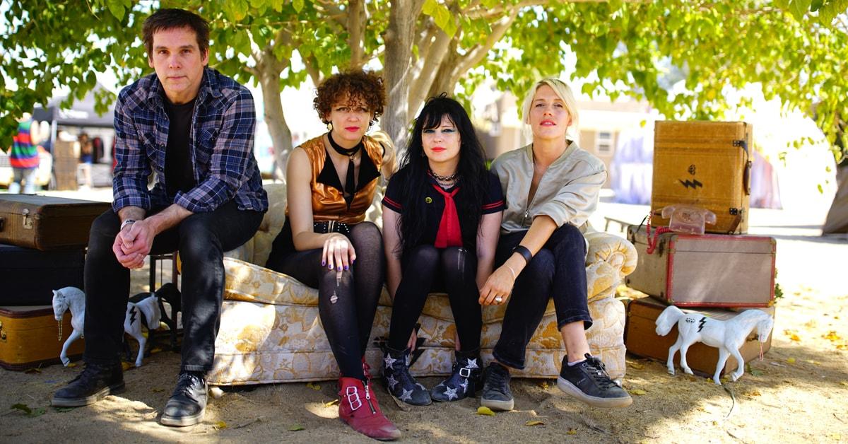 Death Valley Girls | The Sound (and Gear) of Desert Daze