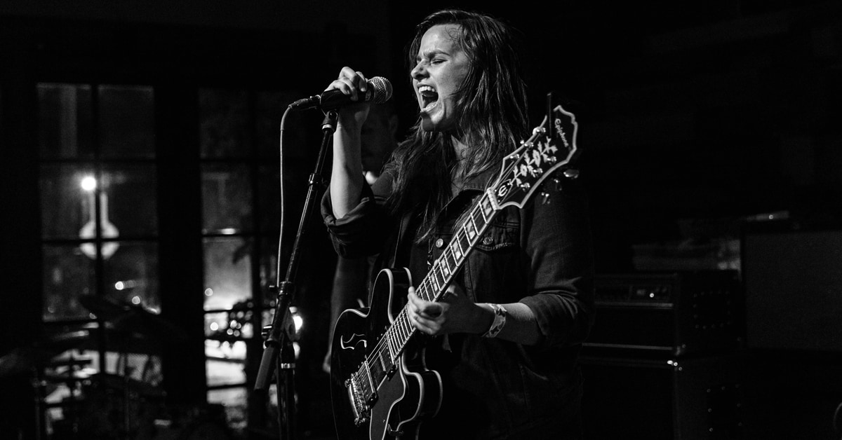 Emily Wolfe: Backstage at SXSW