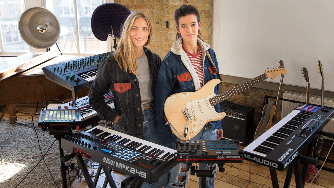 In The Loop with HANNIE: How Annie Wagstaff and Hannah Koppenberg Produce Their Music for Instagram and Beyond