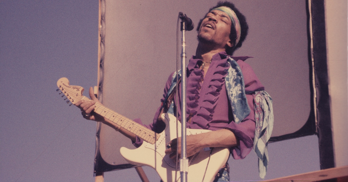 Dreams As Bold As Love: Jimi Hendrix Remembered