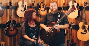 The Bluebird Cafe at Guitar Center: Josh & Judy Allison