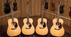 Martin Modern Deluxe Series | First Look with Fred Greene