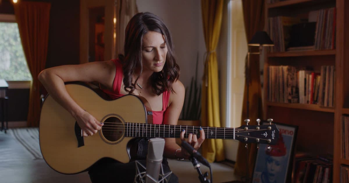 Molly Miller on Celebrating Disney Classics With Taylor Guitars