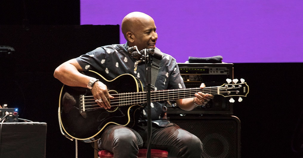 Nathan East the 2019 Crossroads Guitar Festival