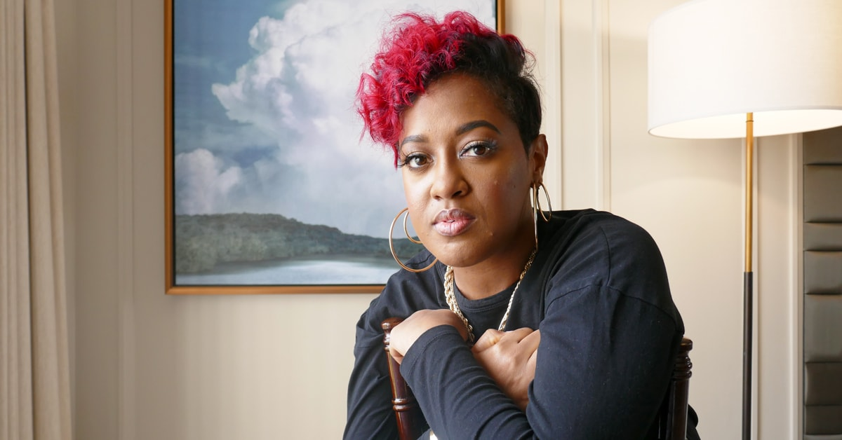 Rapsody: Backstage at SXSW