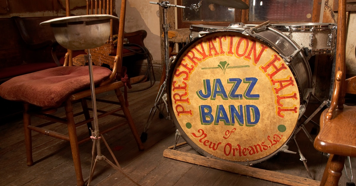 Preservation Hall: Protect. Preserve. Perpetuate.