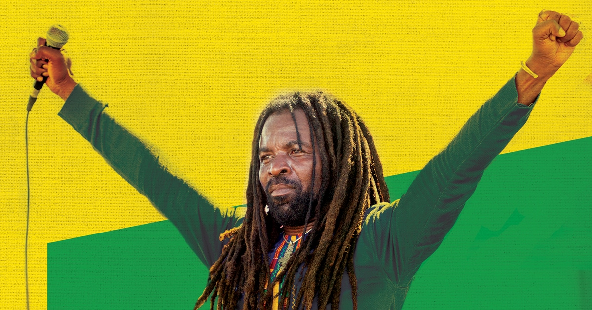 "Rocky Dawuni: ""As artists, we're igniters of flame—we're catalysts."""