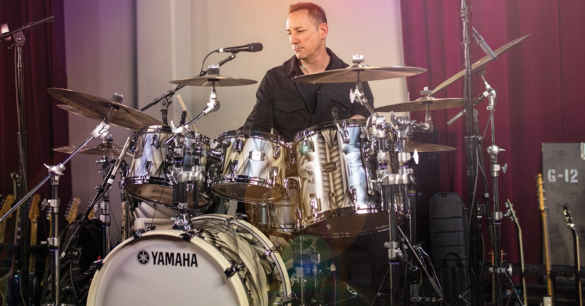 Jimmy Chamberlin | The Sound Of Smashing Pumpkins