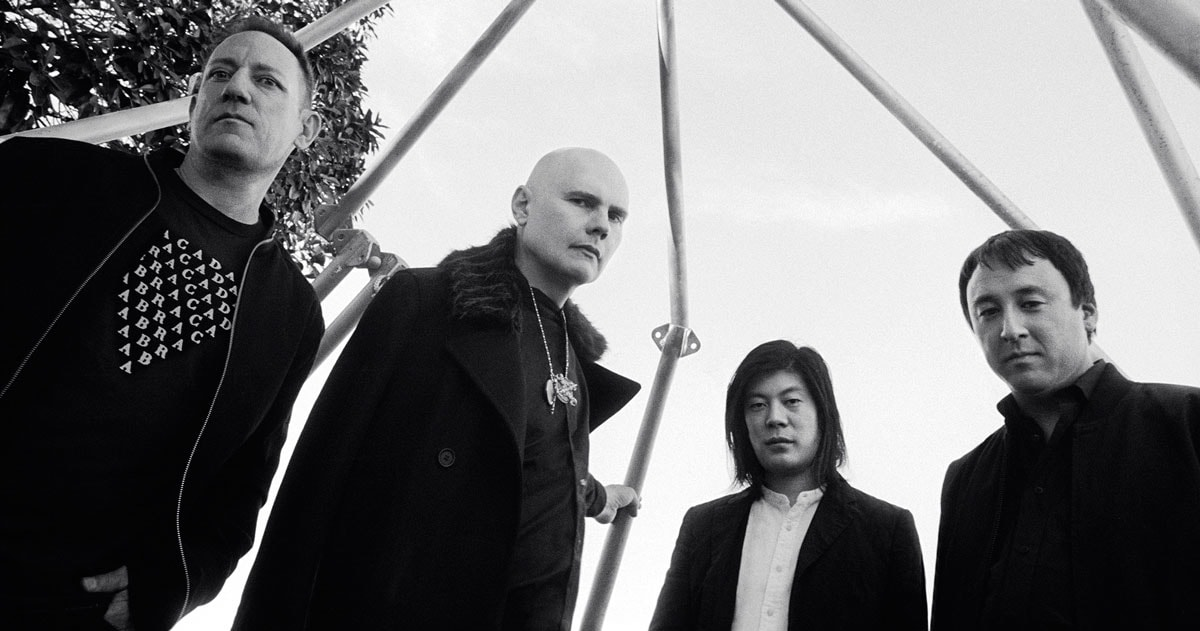 Your Chance To See Smashing Pumpkins Live On Tour in Vegas