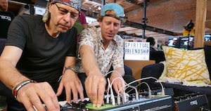Spiritual Friendship at Moogfest 2018