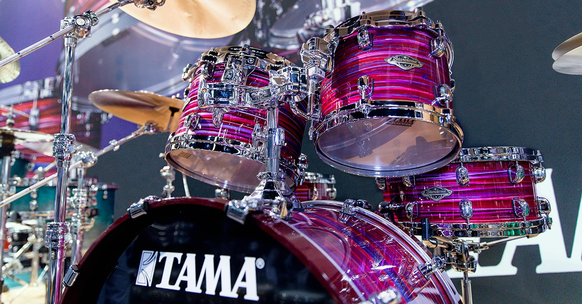 NAMM 2019 Highlights: Drums & Percussion