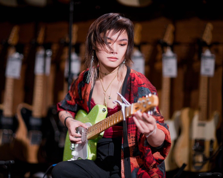 She Shreds Magazine Panel Redefining Guitar Culture Gc