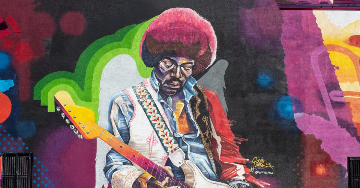 Celebrating Hendrix in Hollywood | The '68 TTG Recording Experience