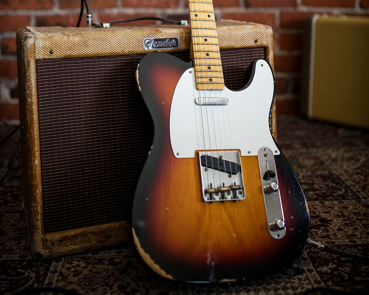 Fender Custom Shop Special Mod 1955 Tele