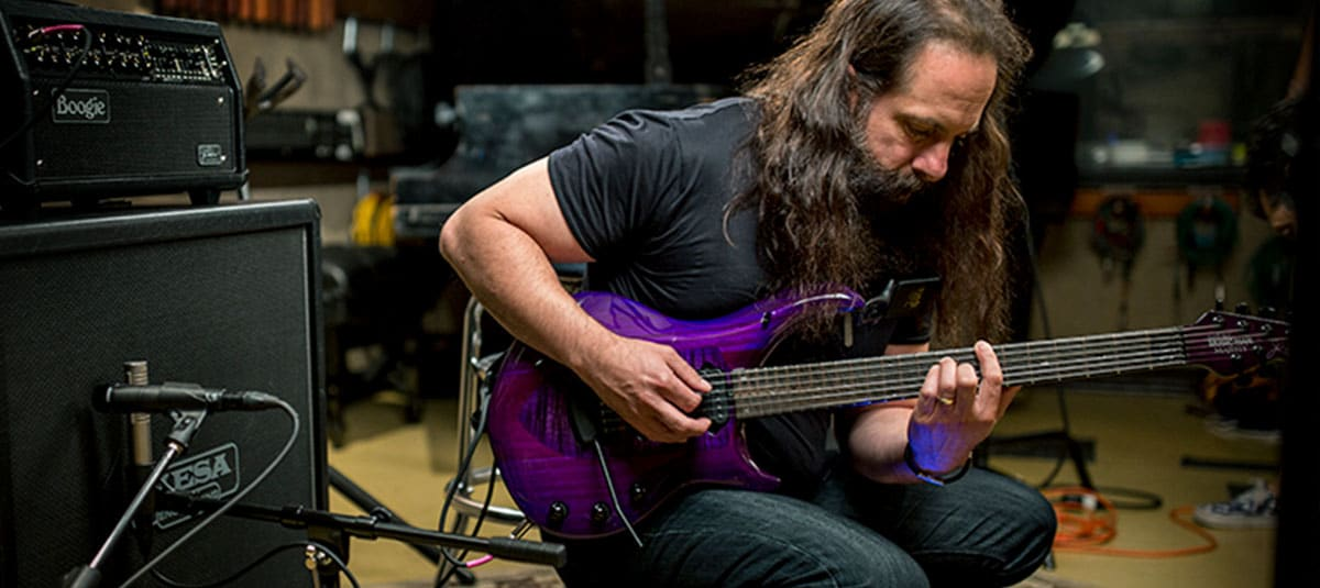Here's How: John Petrucci's Open Strings Techniques