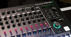 Introducing The New Roland TR-8S Rhythm Performer