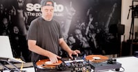 Watch Cut Chemist Get Hands-On with the Technics SL-1200MK7