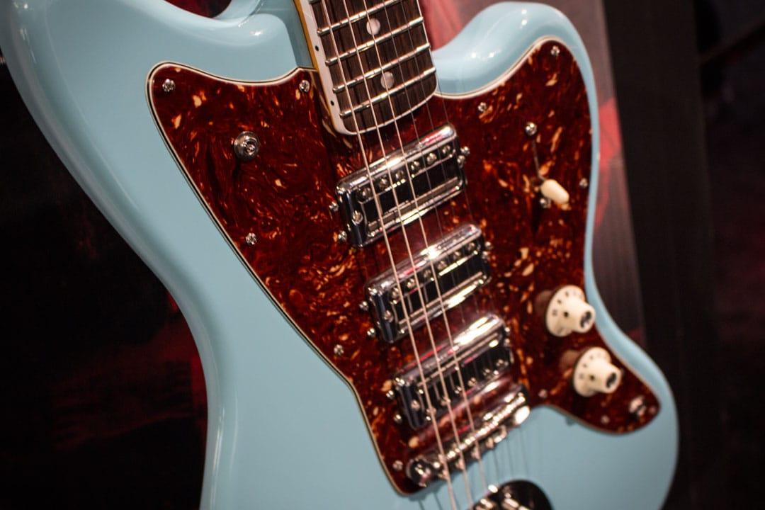 Fender 60th Anniversary Triple Jazzmaster