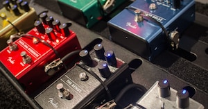 Fender Launches New Effects Pedals