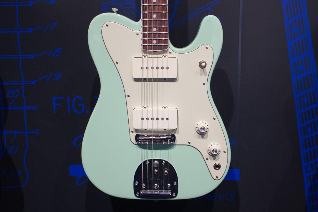 Fender Jazz Tele Guitar