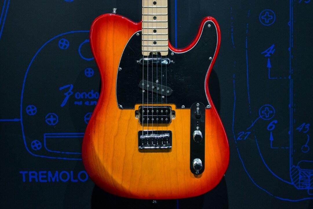 Fender American Elite Nashville Telecaster HSS 2018