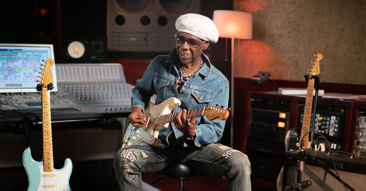 Fender Vintera Stratocasters | Nile Rodgers' First Impressions