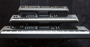 Experience Sound in Motion with the New Yamaha MODX Keyboards