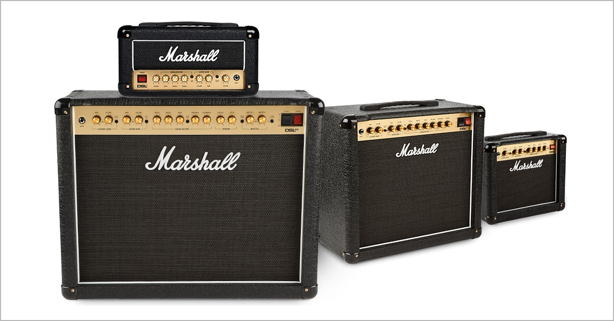 Marshall Updates the DSL Series With New Models
