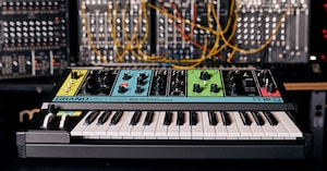 Moog Launches the Grandmother Synthesizer