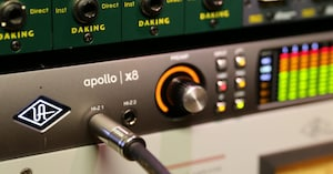 Experience the New Universal Audio Apollo X Interfaces