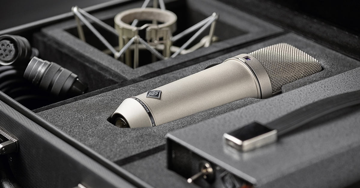 The Neumann U67 reissue: unparalleled versatility and performance