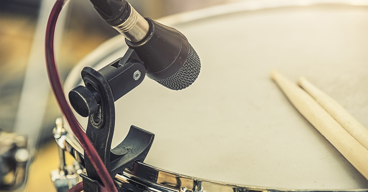 8 Mistakes to Avoid When Recording Drums