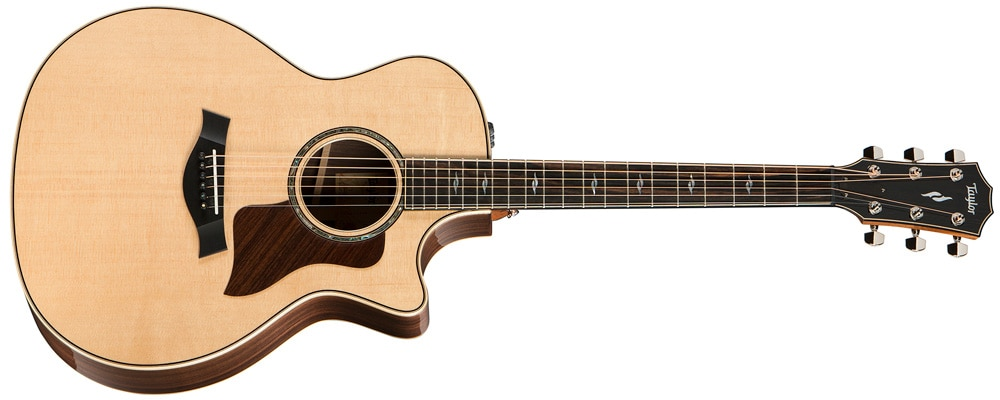 Taylor 814ce V-Class Acoustic Electric Guitar Image